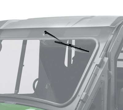 Mule Pro Hard Cabin, Windshield Wiper