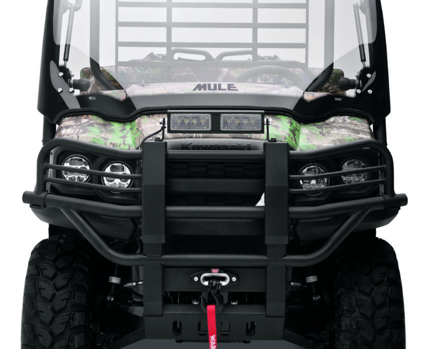 Mule SX Brush Guard